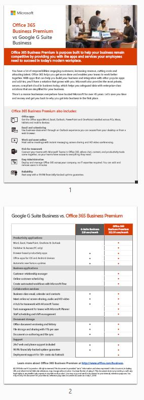 Gmail vs Office 365 email migration